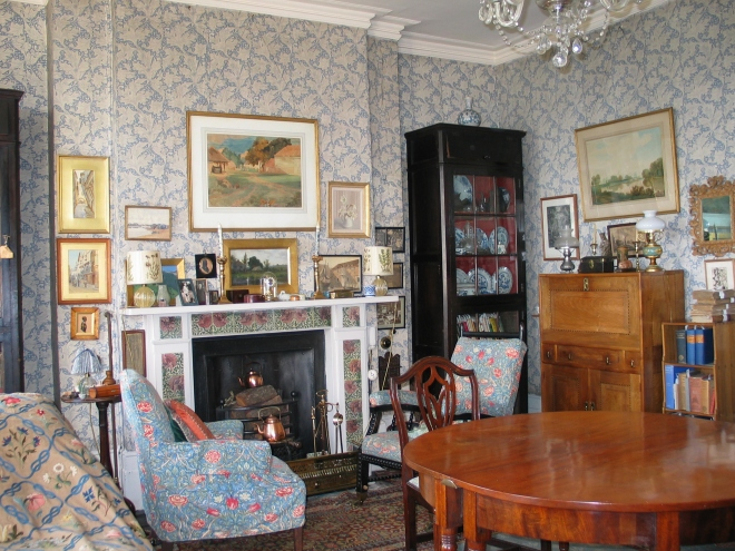 7 Hammersmith Terrace Drawing Room 2