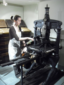 WMS printing press