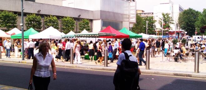 Hammersmith Market 1